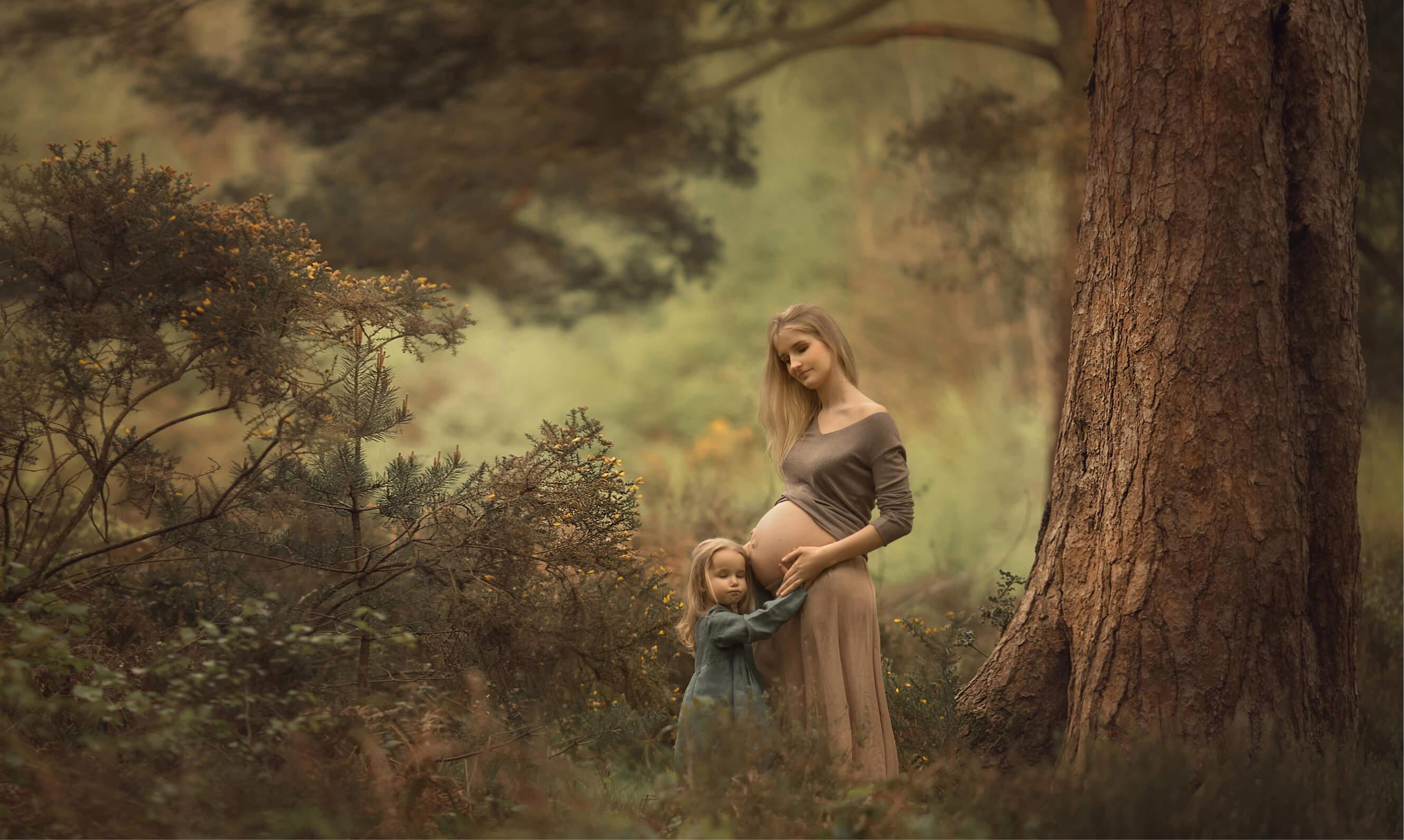 Master class: Blisko mamy - fotografia ciążowa i dziecięca Julii Zarkh